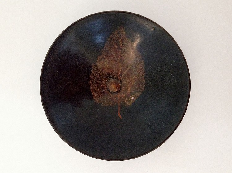 A 'Jizou' Leaves Bowl Probably Song Dynasty