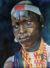 Ronald Moyo - Oil -