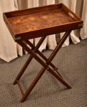 Small Butler's Tray & Stand