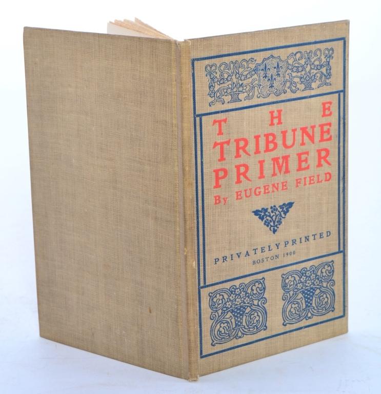 Field's Tribune Primer Boston 1900