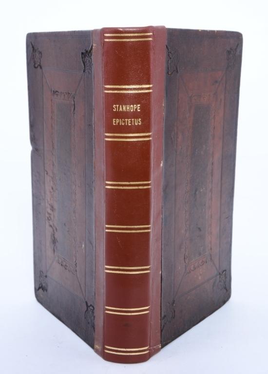 George Stanhope's Epictetus