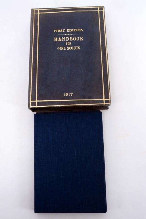 Juliette Low Girl Scouts 1917 Book