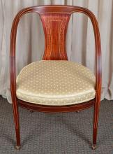 Inlaid Federal Style Arm Chair