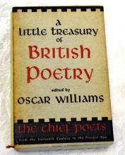 Little Treasury of British Poetry