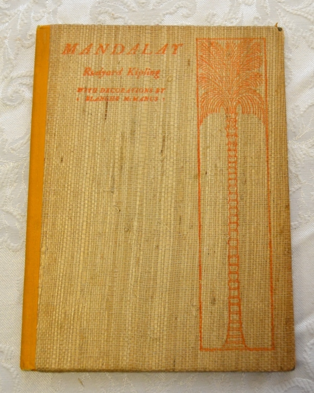 Mandalay by Rudyard Kipling