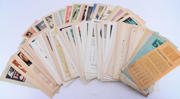 Marchbanks Press Calendar Collection
