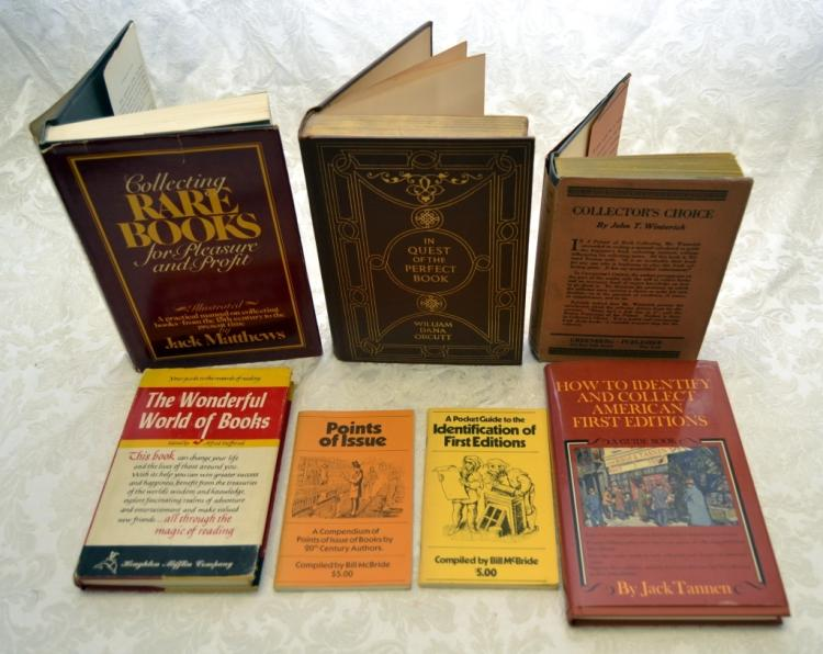 Book Collecting Lot