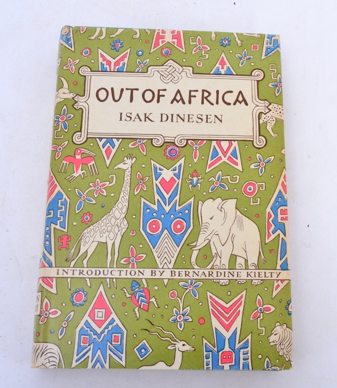 Isak Dinesen's Out of Africa