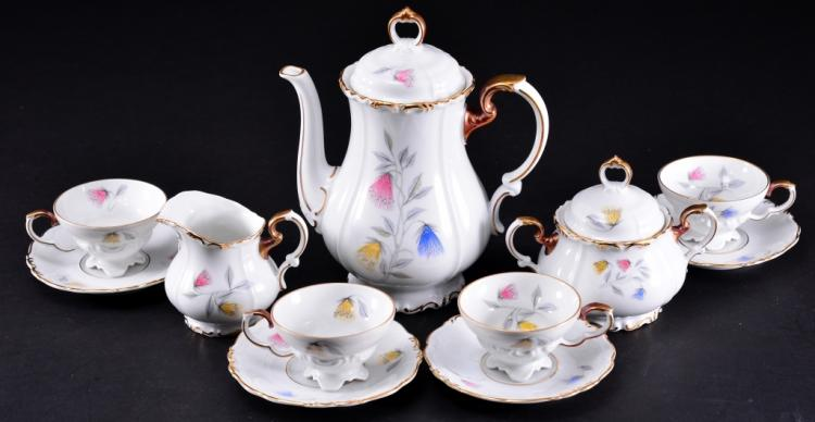 Edelstein Bavaria Demi-tasse Tea Set
