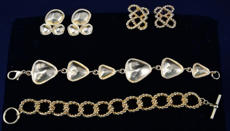 Gold Costume Jewelry