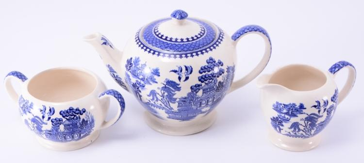 Sadler English Tea Set