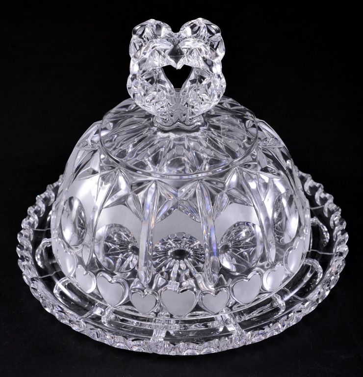 Crystal Covered Cheese Keep