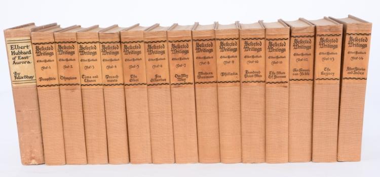 Elbert Hubbard Selected Writings