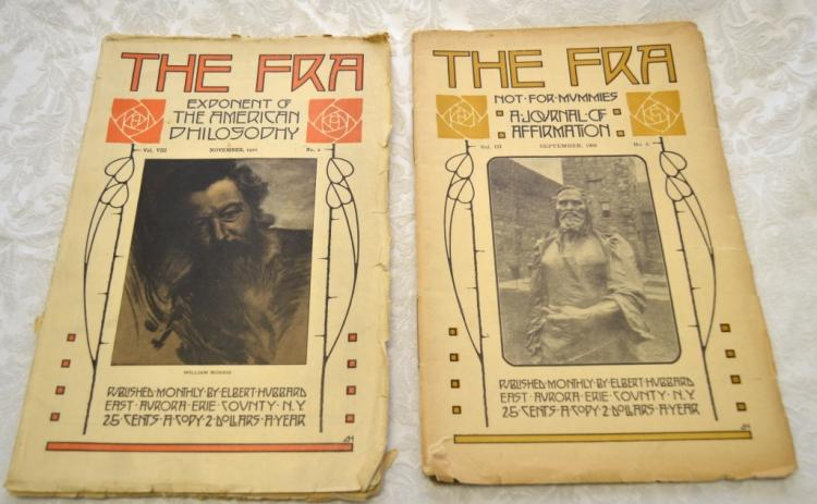 Two Copies of The Fra