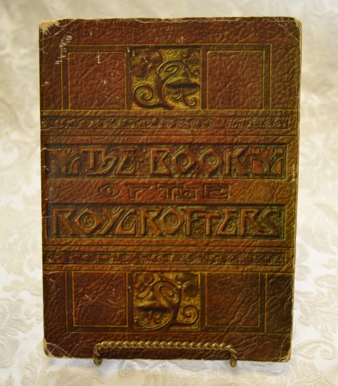 The Book of the Roycrofters Catalog