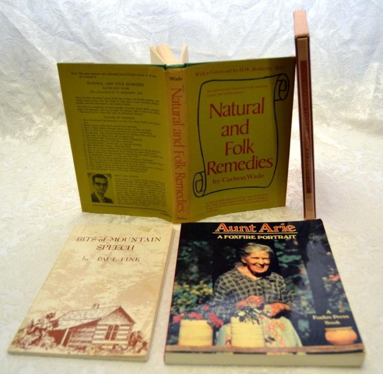 Folklore Plus Book Lot