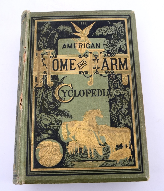 American Home & Farm Cyclopedia