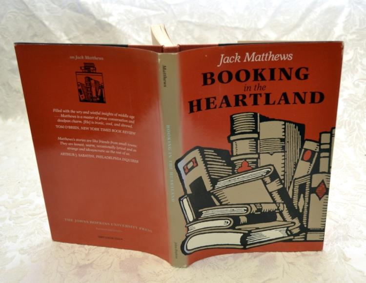 Jane Matthews' Booking in the Heartland