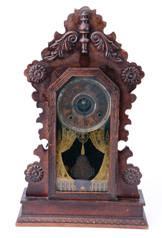 Ingraham Mantle Clock