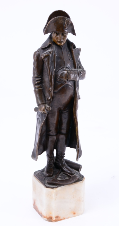 Napoleon Bronze by Ernst Ludwig Kirchner
