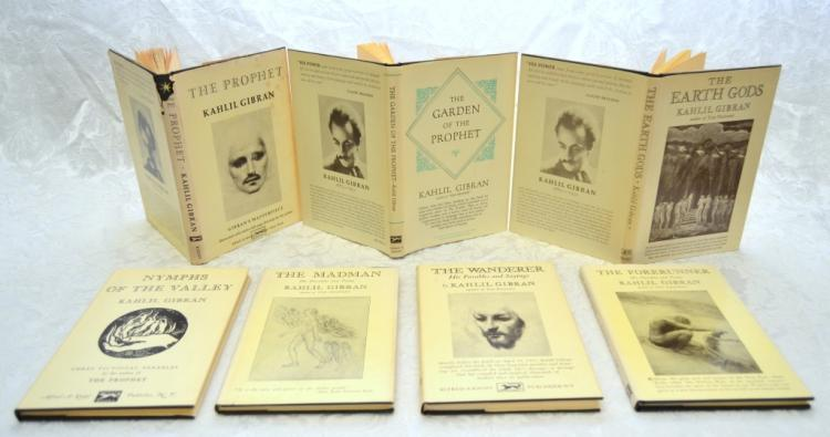 7 Kahlil Gibran Books