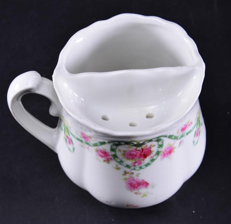 Vintage Mustache Cup
