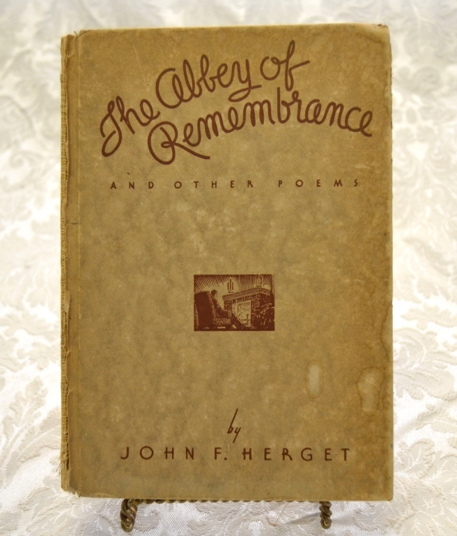 John Herget's Abbey of Remembrance & Other Poems