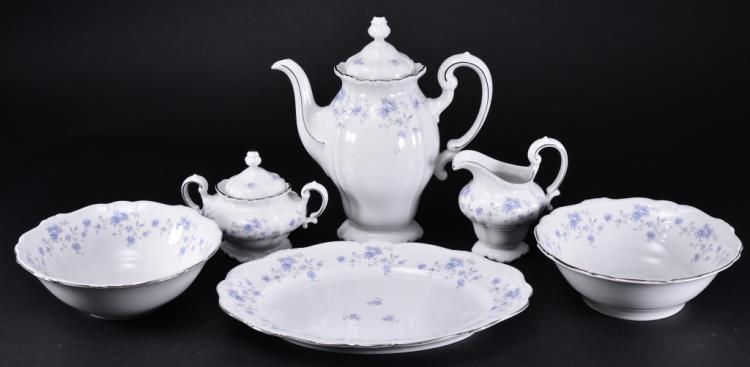 8 Serving Pieces Johann Haviland China
