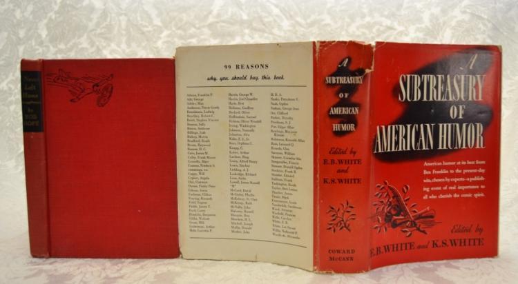 American Humor Books