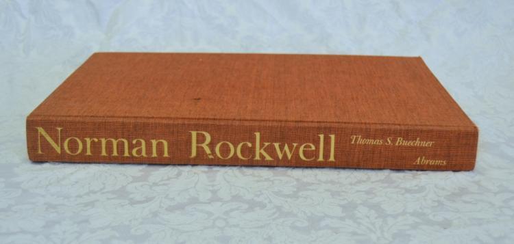 Norman Rockwell Artist Illustrator