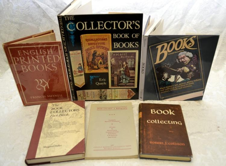 6 Books on Book Collecting