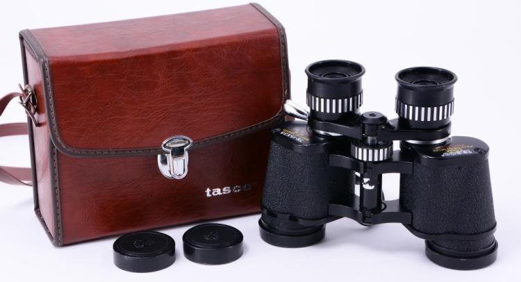 Tasco Zoom Binoculars