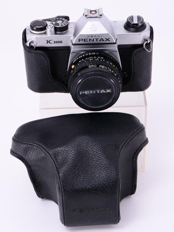 ASAHI Pentax KIDD Film Camera