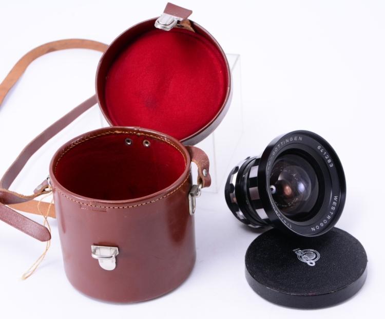 ISCO-Gottingen Camera Lens