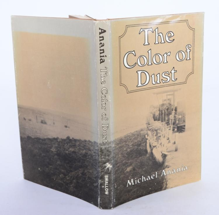 Michael Anania's The Color of Dust