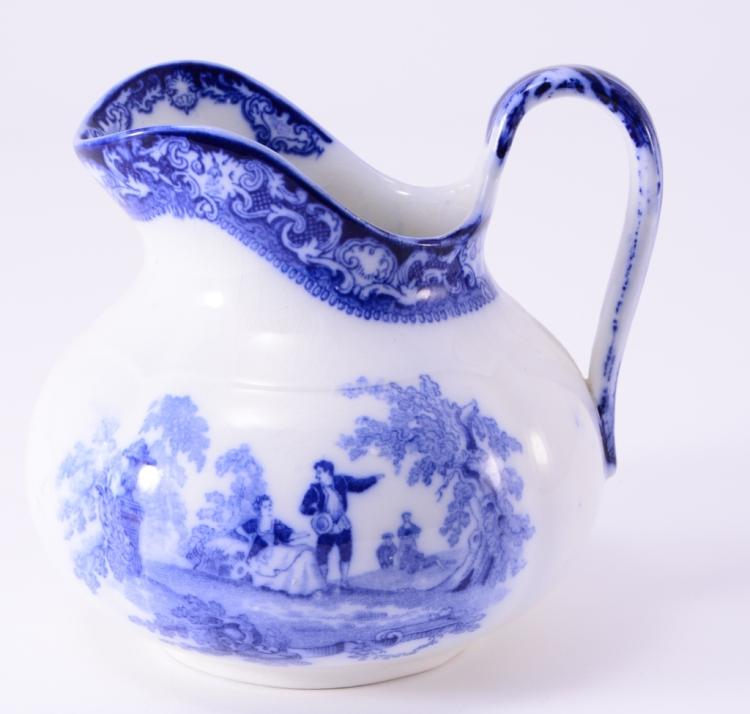 Flow Blue Cream Pitcher