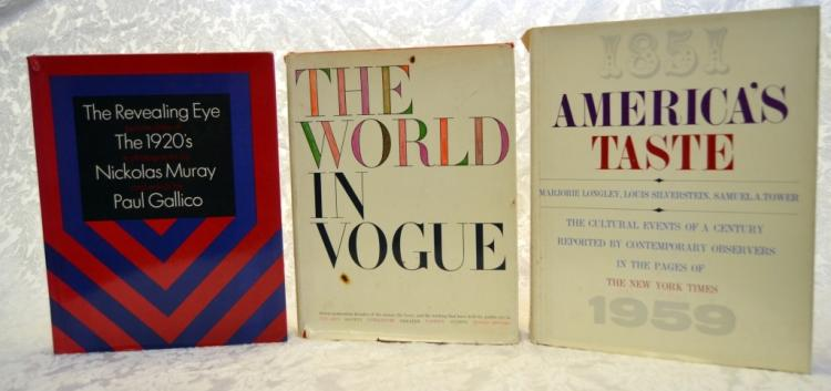America & the World Styles Books