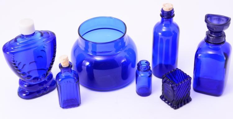 Blue Bottle Lot Plus