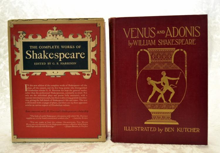 Complete Works Shakespeare Plus