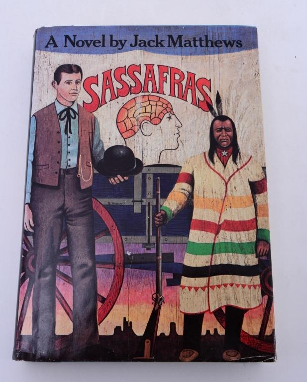 Jack Matthews' Sassafras