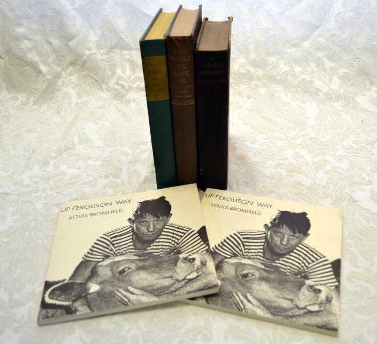 Louis Bromfield's Books & Pamphlets