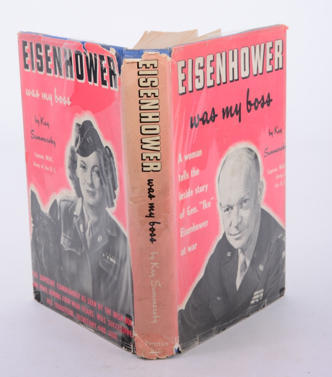 Kay Summersby's Eisenhower Was My Boss