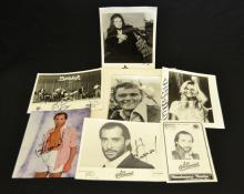 Country Western Autographed Photographs
