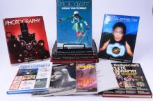 Photography Book Lot