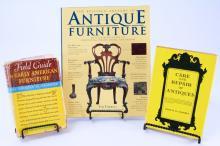 Antique Furniture Plus Book Lot
