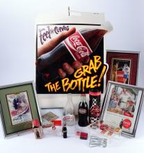 Coca-Cola Collectible Lot