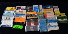Collection Older Car Manuals