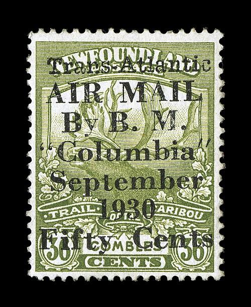 #C5, 1930 50c on 36c Olive green