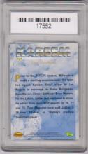 Lot 13: Graded Gem Mint 10 Kareem Abdul-Jabbar 1994 Ted Williams Kareem #KAJ4 Insert Card