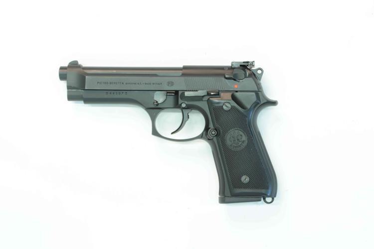 Beretta Mod. 92F, 9 mm Luger, #D44197Z, § B